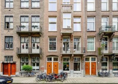 High end verbouwingen Valeriusstraat, Da-Costastraat en Roerstraat