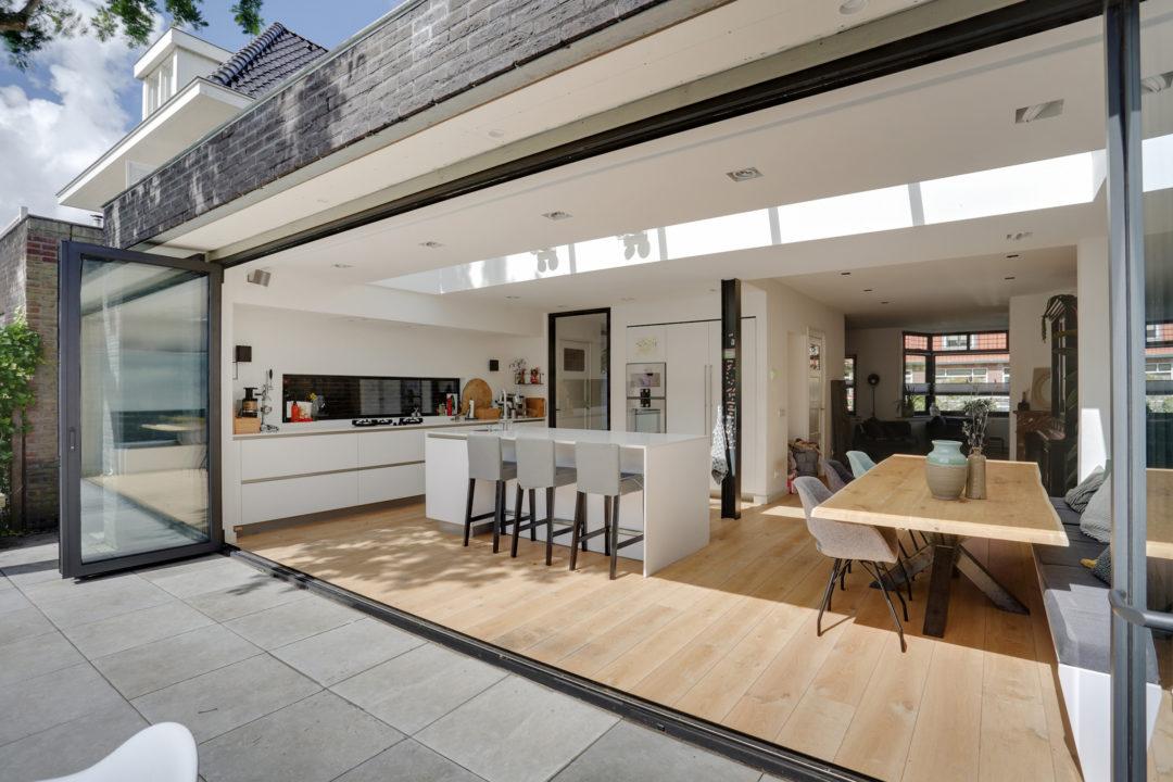 Moderne verbouwing jaren 30 woning