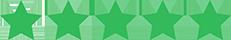 sterren-rating-groen