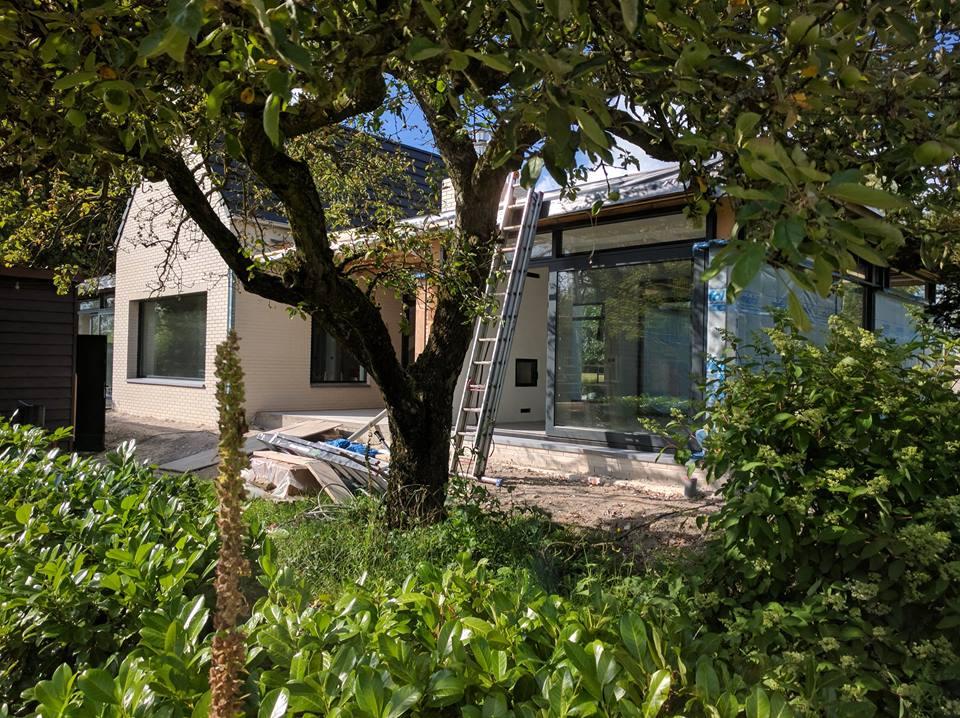 Verbouwing Villa Vianen nadert oplevering