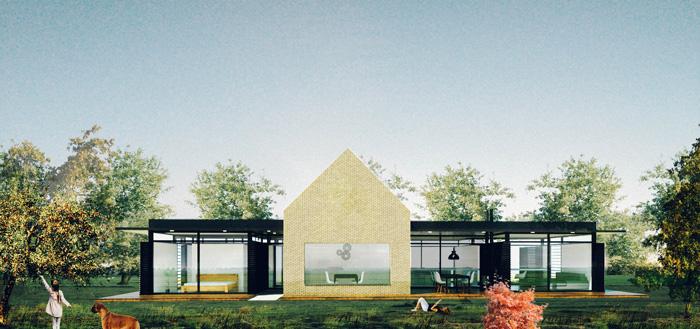 luxe villa, villa in vianen, het ontwerphuis villa's