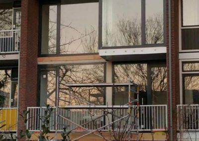 Modernistische Verbouwing Amsterdam bijna klaar!