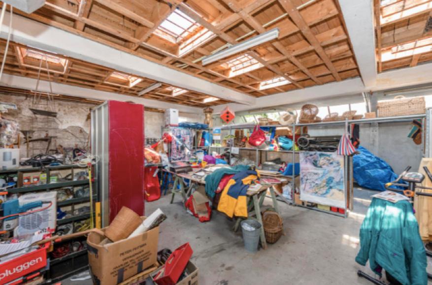 Het Ontwerphuis werkt aan 2 verbouwingen van garages