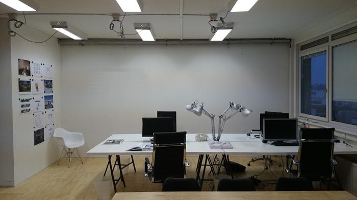 Hetontwerphuis kantoor het ontwerphuis